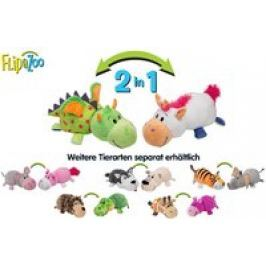 "Peluches 2 en 1 Flip a Zoo ""Little FlipZees"""