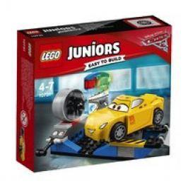 LEGO Juniors - Simulador de carrera de Cruz Ramirez