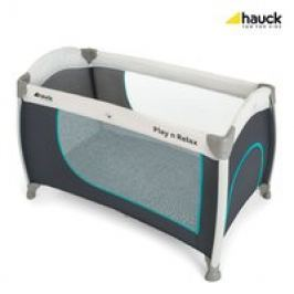 Cama de viaje Play and Relax Hauck