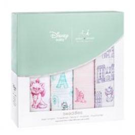 Paquete de 4 arrullos Swaddle Disney aden+anais