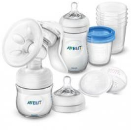 Set de Lactancia con Extractor de leche manual AVENT Philips