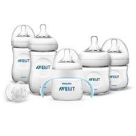 Set de Biberones Natural AVENT Philips