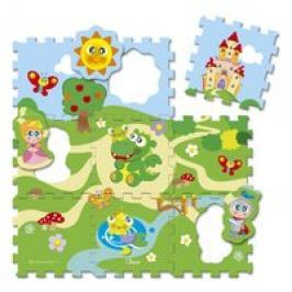 Tapete Puzzle Ciudad Chicco