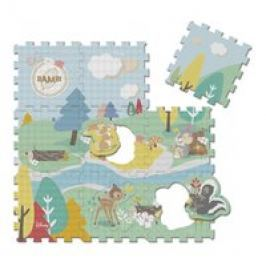 Chicco Disney Bambi Jigsaw Puzzle Mat