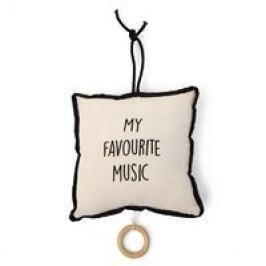 Childhome Musical Cushion/ Music Box