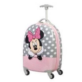 Samsonite Disney Minnie Glitter Trolley mit 4 Rollen