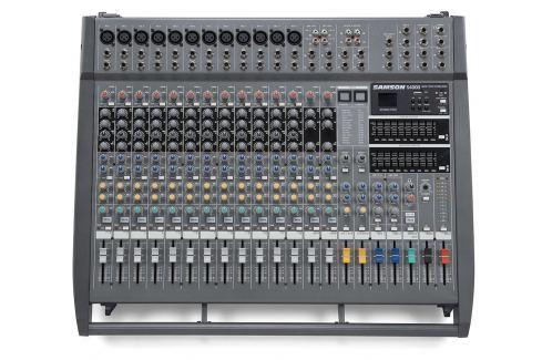 Samson S4000 Mesas de mezcla de potencia