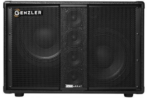 Genzler Bass Array 210-3 Bafles de bajo 2x altavoz