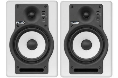 Fluid Audio F5W Monitores activos de grabación