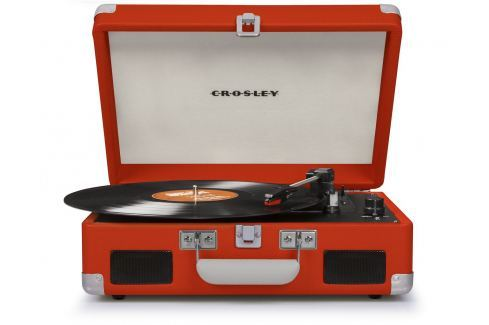 Crosley CR8005C Cruiser II Orange Tocadiscos