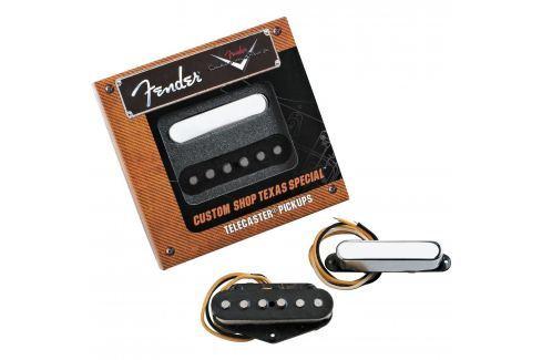 Fender Custom Shop Texas Special Telecaster Pickups Pastillas Single