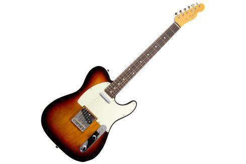 Fender Vintage '62 Telecaster w/Bound Edges, Rosewood Fingerboard, 3-Color Sunburst Modelos T