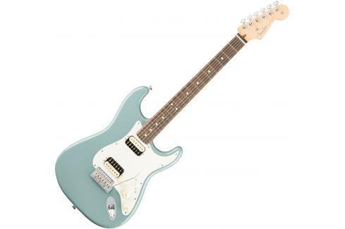 Fender American PRO Stratocaster HH Shawbucker RW Sonic Grey Modelos ST