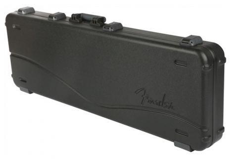Fender Deluxe Molded Left Handed Bass Case Black Estuches para bajos