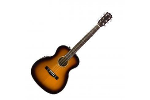 Fender CT-140SE Sunburst with Case Guitarras folk