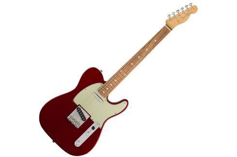 Fender 60s Telecaster Pau Ferro Candy Apple Red with Gigbag Modelos T