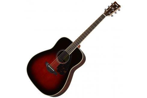 Yamaha FG830 TBS Guitarras dreadnought