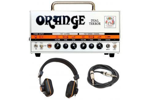 Orange Dual Terror 30 Head SET Cabezales a válvulas