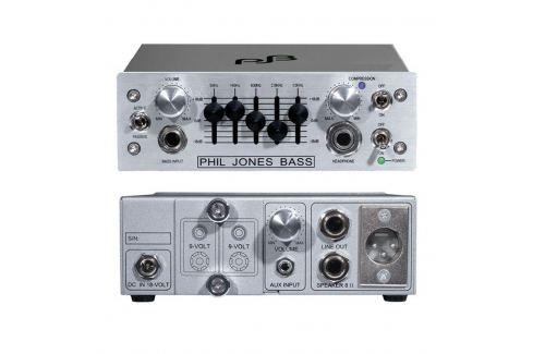 Phil Jones Bass BB1 Bass Buddy Cabezales para bajos ultraligeros