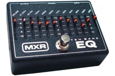 MXR M108 Ten Band Eq Ecualizadores