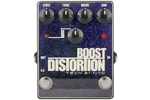 Tech 21 Boost Distortion Overdrive / Distorsión / Fuzz / Booster