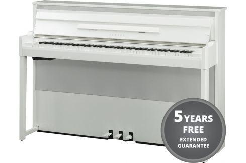Yamaha NU1 PBW Pianos digitales