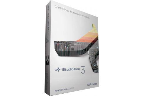 Presonus Studio One 3 Professional Software de grabación DAW