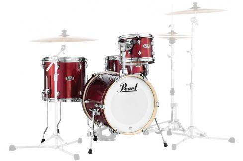 Pearl MDT764P Midtown Shell Set Black Cherry Glitter Otros conjuntos de batería acústica