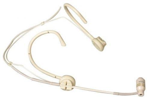 MiPro MU-53HN Uni-Directional Cardioid Headworn Microphone Beige Micrófonos de condensator de headset