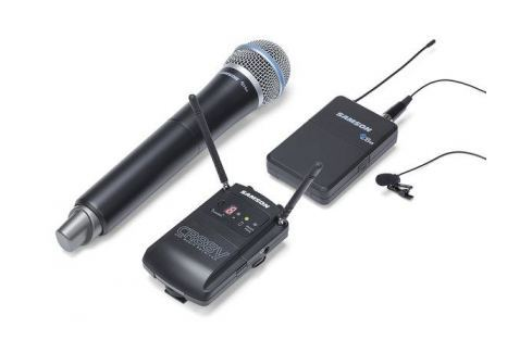 Samson Concert 88 Camera (Combo) Sistemas inalábricos para cámara
