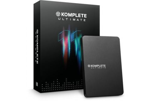 Native Instruments Komplete 11 Ultimate Update Instrumentos VST
