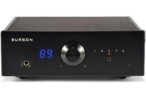 Burson Audio Conductor Virtuoso V2 Black Amplificadores de auriculares