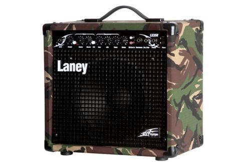 Laney LX35R Camo Combos a transistores
