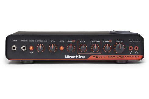 Hartke TX600 Cabezales para bajos a transistores