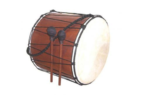 Terre Bass drum 45-47x40cm Otros instrumentos de percusión