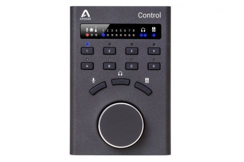 Apogee Electronics Control Hardware Remote USB audio interfaces