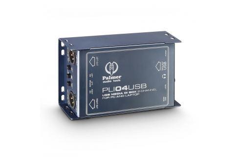 Palmer PLI 04 USB Di- Box, Splitter
