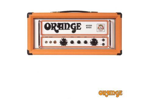 Orange AD 200 B Mk3 Cabezales para bajos a válvulas