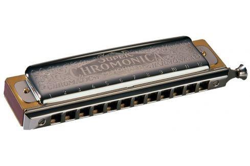 Hohner Super Chromonica 48/270 G Armónicas cromáticas