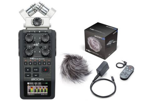Zoom H6 Set Grabadores digitales portables