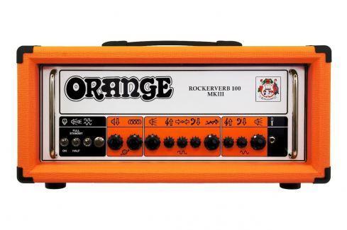 Orange Rockerverb 100 MKIII Head Cabezales a válvulas
