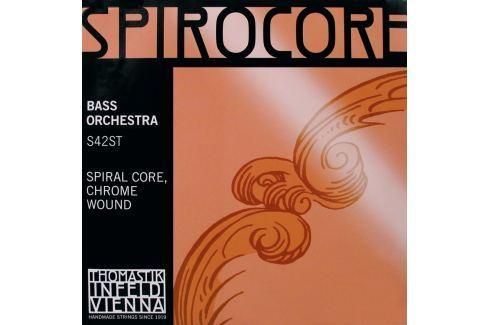 Thomastik THS42ST SPIROCORE Double Bass String Set 4/4 Cuerdas para contrabajos