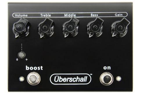 Bogner Uberschall Overdrive / Distorsión / Fuzz / Booster