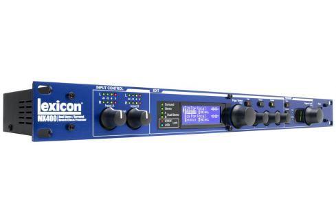 Lexicon MX 400 XLR Procesadores múltiples, Reverb, Delay