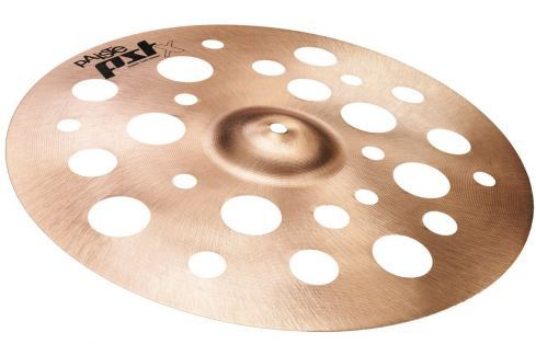 Paiste PSTX 18 Swiss Thin Crash Platos crash-ride