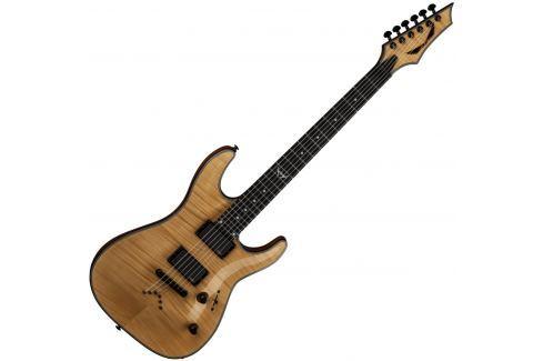 Dean Guitars Custom 450 Flame Top w/EMG - Gloss Nat Modelos Super ST