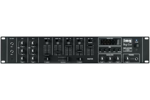IMG Stage Line MPX-622/SW Mesas de mezcla de tipo rack