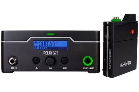 Line6 Relay G75 Sistemas inalábricos para guitarra y bajo