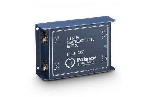 Palmer PLI 02 Di- Box, Splitter