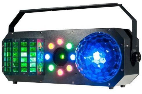American DJ Boom Box FX1 Efectos para luces LED